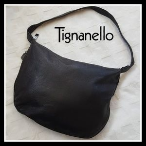 Tignanello Leather Hobo